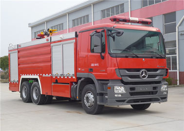 Cina Berat Kotor 28.000KG Air Fire Truck High Balance Presisi Drive Shaft pemasok