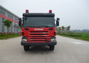 Cina G131-9 Gearbox Reversible Cab Emergency Rescue Vehicle 8960 × 2475 × 3400mm pemasok