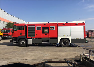 2 Seat 4x2 Drive Road Rail 90km/H Fire Engine Vehicle