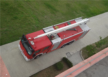 Cina Max Power 320KW Air Tower Fire Truck 20m Tinggi Bekerja Dengan Mechanical Seal pabrik
